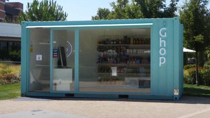 Ghop: Estas tiendas inteligentes llegan a España para revolucionar la experiencia de compra