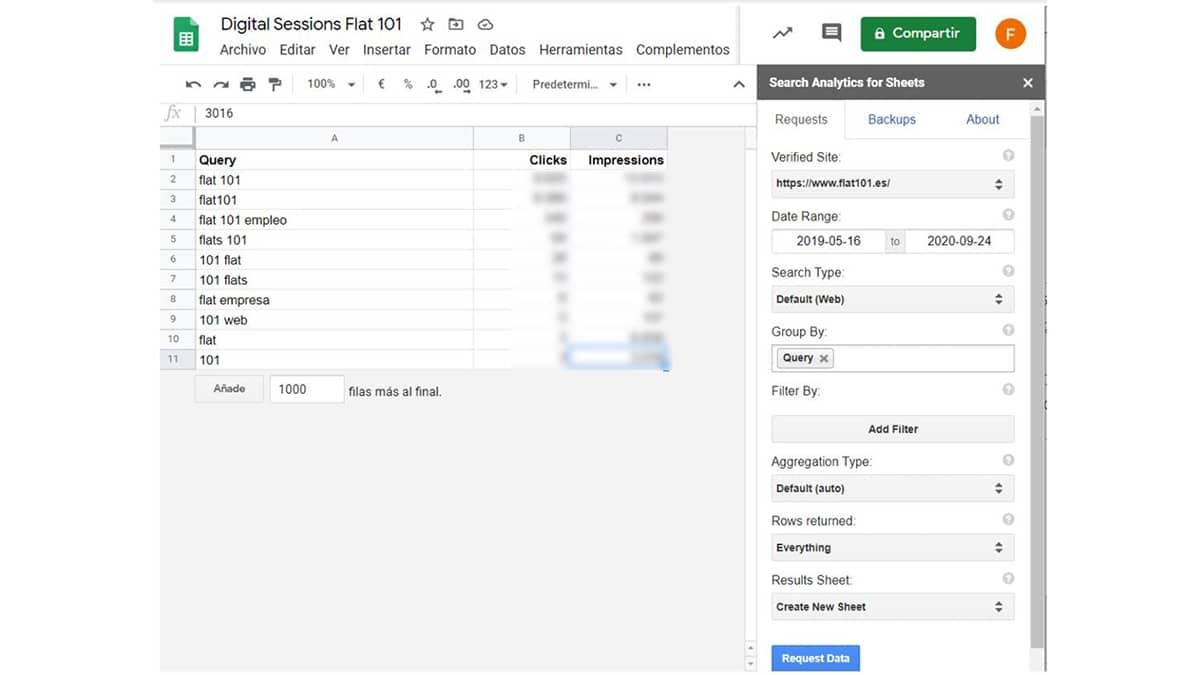 Excel Flat 101