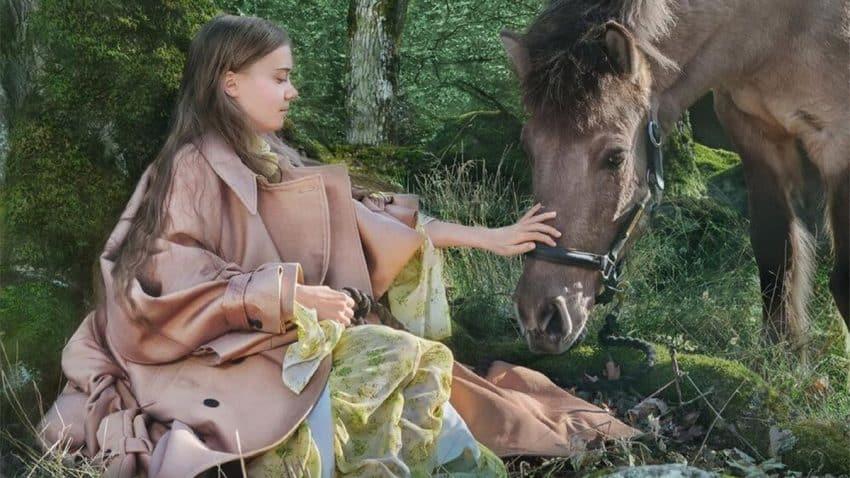 Greta Thunberg rasga las costuras de la