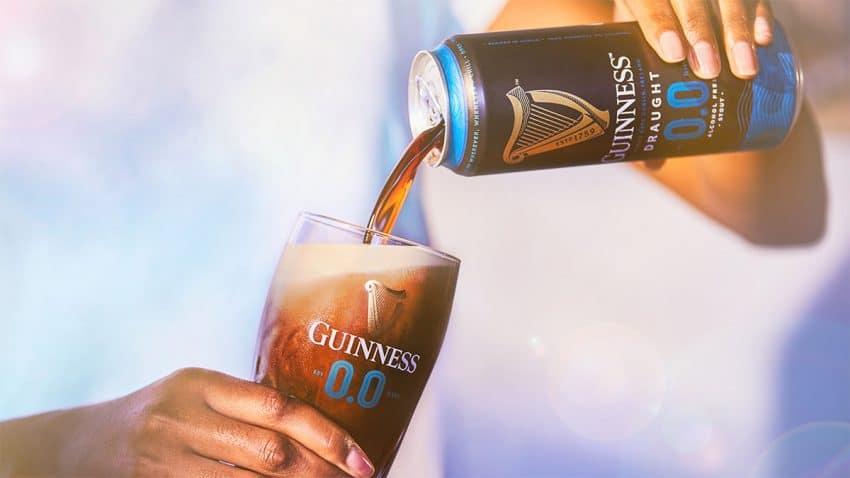 Guinness lanza por fin una variante 0.0 de su cerveza después de 4 años intentando replicar su sabor