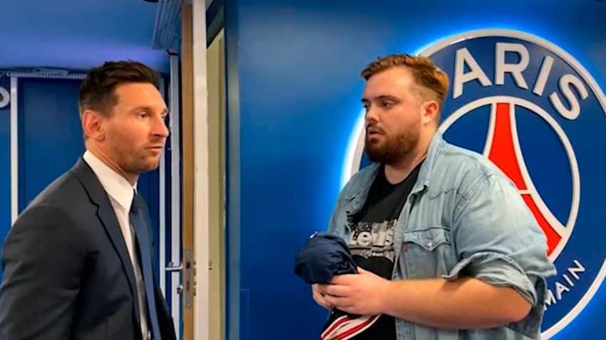Ibai y Messi dan una estocada con Twitch a los medios tradicionales con su exclusiva entrevista