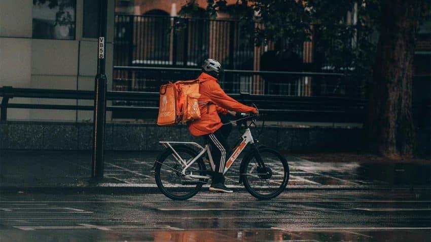 La Ley Rider entra en vigor: Así será el 'delivery' a partir de ahora