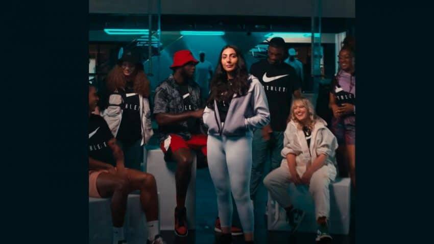 Nike homenajea a sus empleados atletas con una nueva e inspiradora campaña