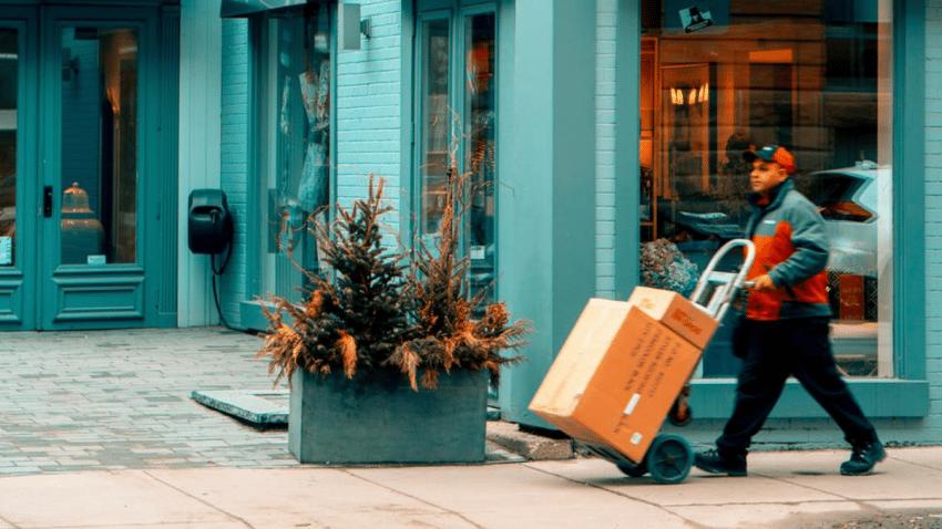 De la web a tu puerta: el recorrido del paquete desde el momento de su compra