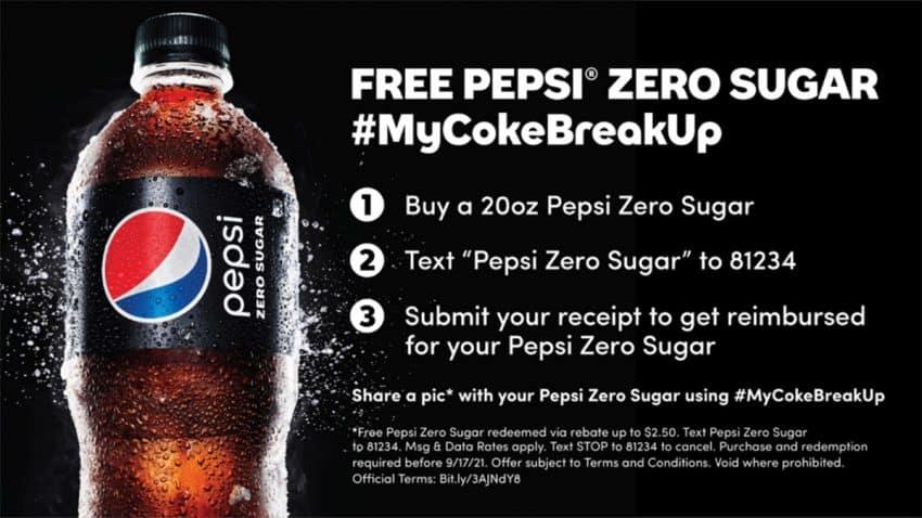 Pepsi y su épico