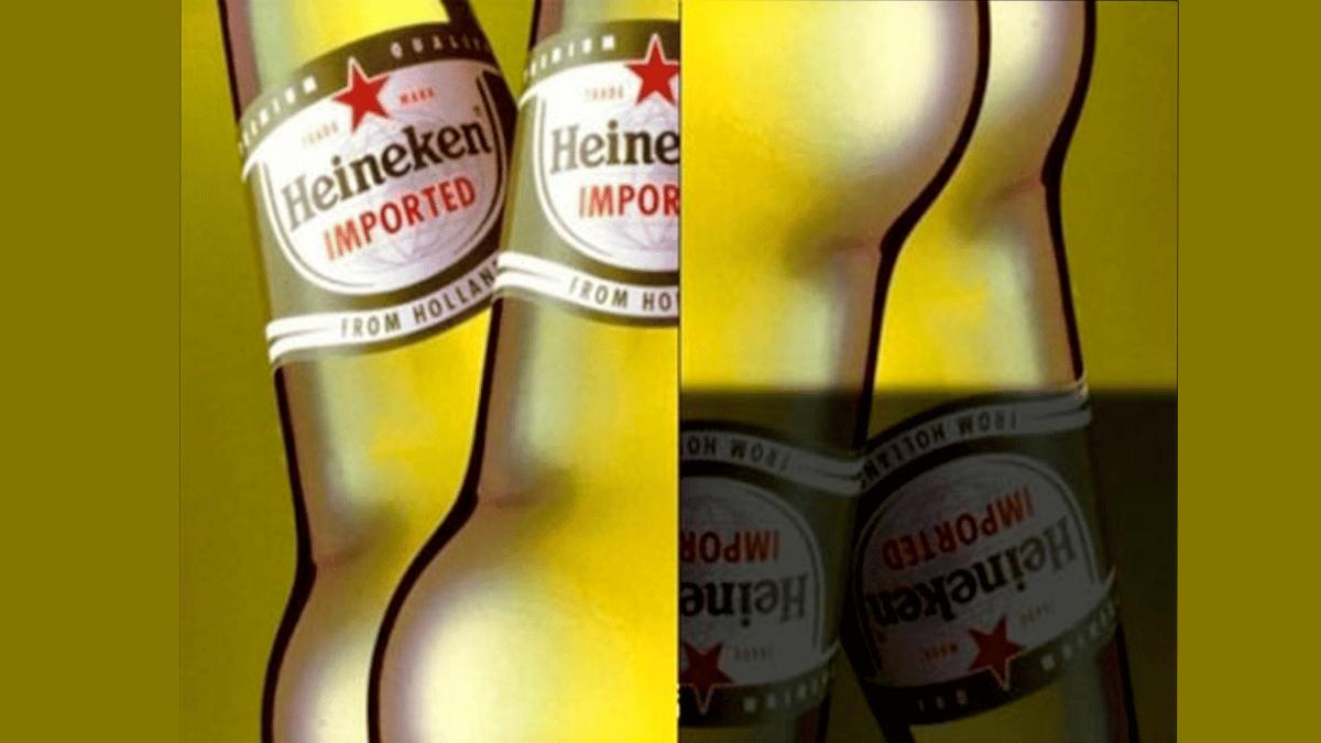 Publicidad subliminal Heineken
