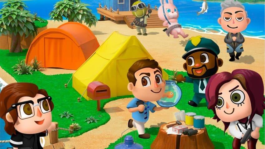 Animal Crossing o GTA: Ryan Reynolds promociona su película con carteles de videojuegos