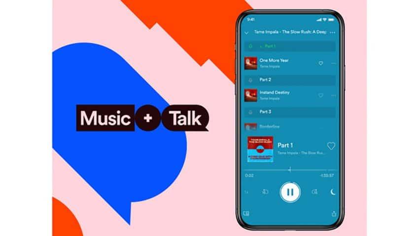 Spotify amplia su función