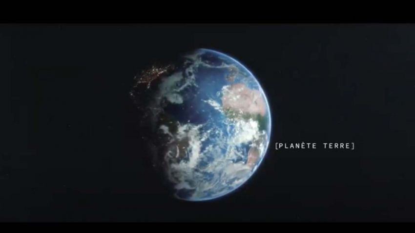 ¿Qué probabilidad tiene el ser humano de sobrevivir fuera de la Tierra? Este anuncio lo deja claro
