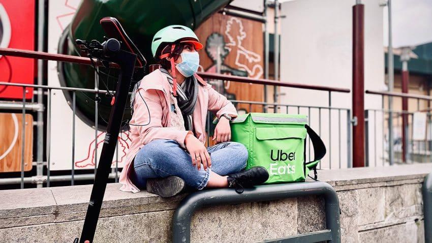 Uber Eats apostará por la subcontratación de flotas a terceros para adherirse a la