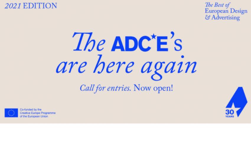 ADCE Awards abre el plazo de inscripción de su 30ª edición