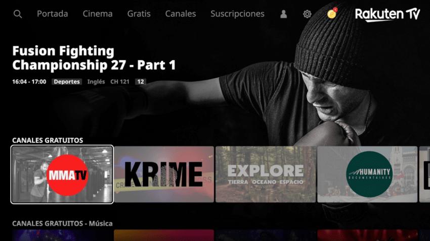 Rakuten TV cierra acuerdo con Alchimie y refuerza la oferta de canales gratuitos en Europa