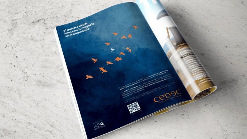 La Bendita Agencia crea la nueva campaña publicitaria de CEDEC