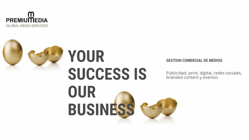 Premium Media, agencia especializada en la gestión comercial de medios