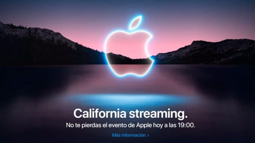 Todo sobre el evento de Apple en el que verá la luz el esperadísimo iPhone 13