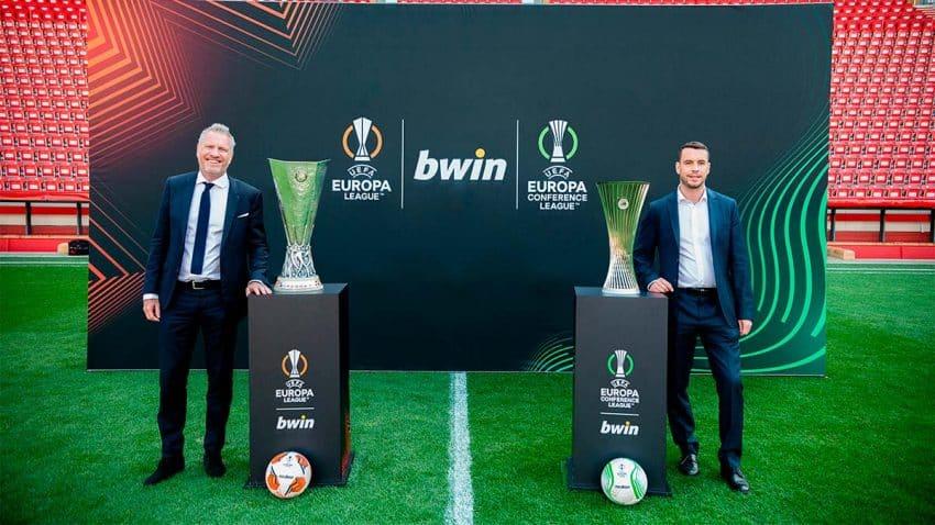 bwin será el patrocinador oficial de la UEFA durante las próximas tres temporadas
