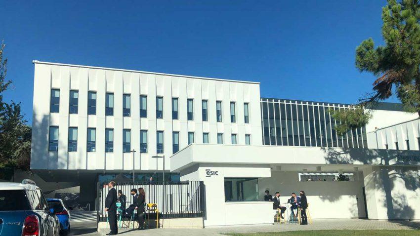 ESIC inaugura su nuevo campus en Madrid, un espacio diseñado de manera sostenible que apuesta por la tecnología