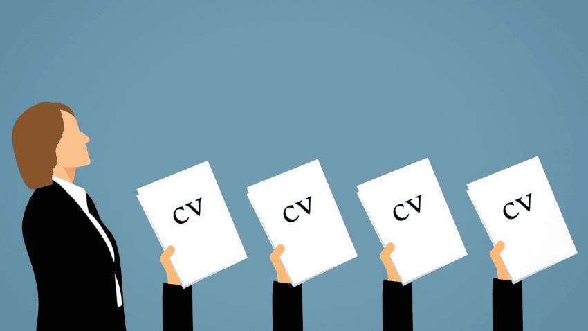 ¿Necesitan los marketeros un currículum para obtener empleo?
