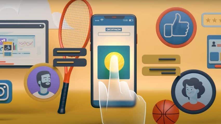 Decathlon apuesta por la innovación digital con este disruptivo proyecto deportivo