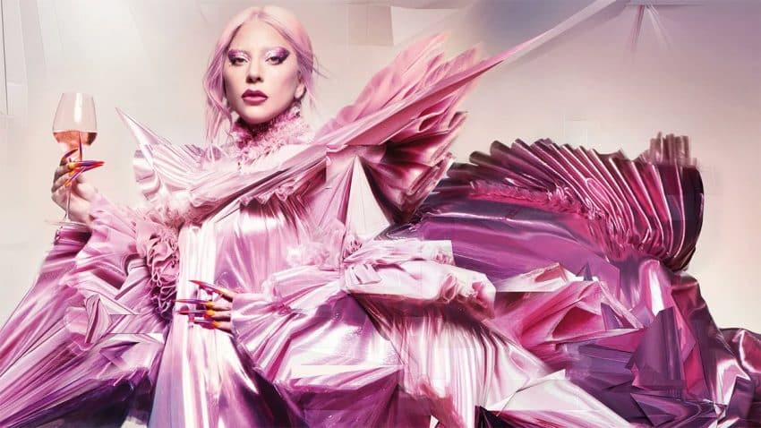 Dom Pérignon brinda a la salud de Lady Gaga con una edición limitada rebosante de glamour