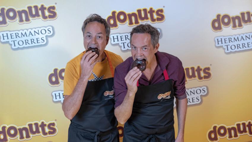 Donuts® se une a Sergio y Javier Torres para crear una experiencia de puro placer