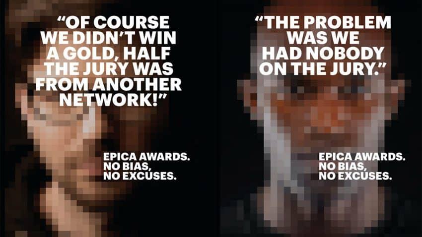 Esta campaña brutalmente honesta de Epica Awards denuncia los