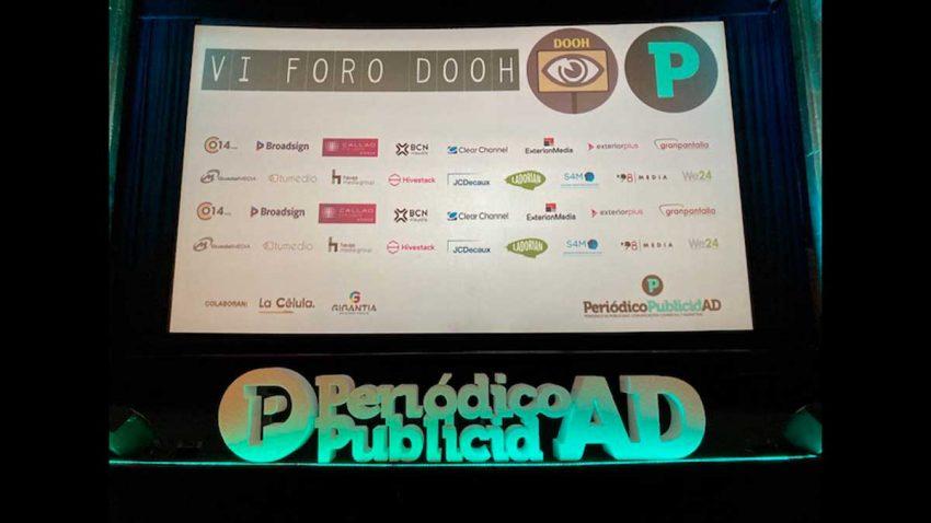 El #ForoDOOH se hace eco del regreso de la publicidad exterior