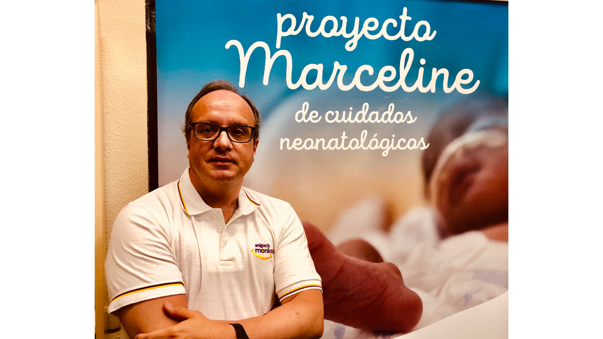 Gabriel González-Andrío Amigos de Monkole