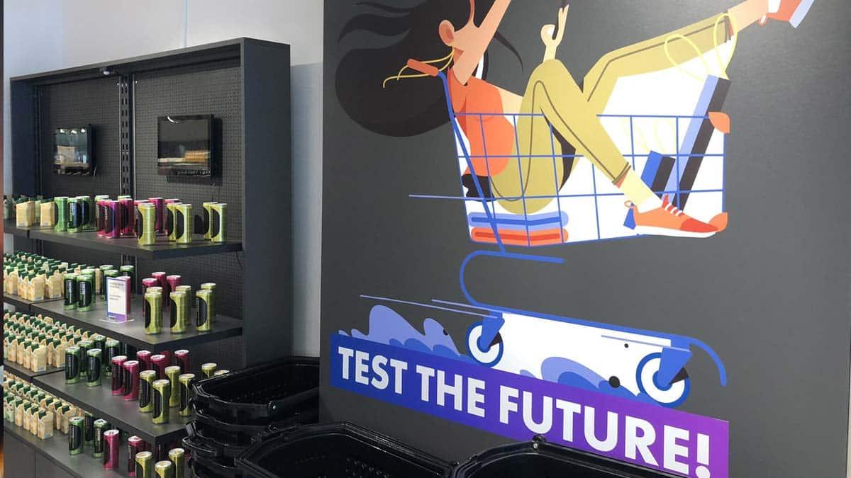 Go2marketi supermercado del futuro