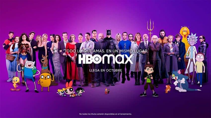 Harry Potter, DC o Juego de Tronos: Así promociona HBO Max su llegada a España