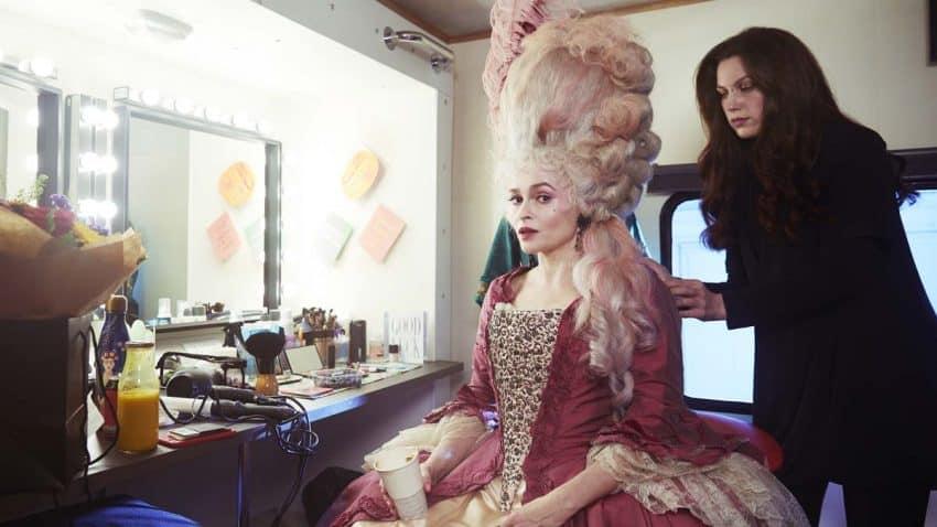 Helena Bonham Carter o cómo llevar a los clientes al