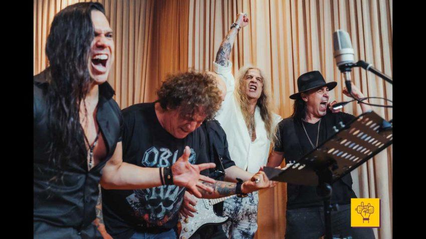 Cada Lata Cuenta y estrellas del rock español lanzan un himno por el medioambiente