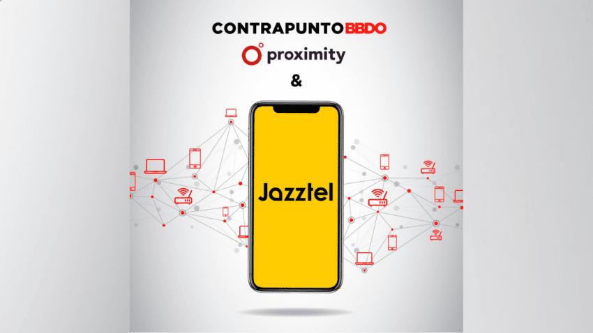 Contrapunto BBDO y Proximity desarrollarán la estrategia de comunicación integral de Jazztel
