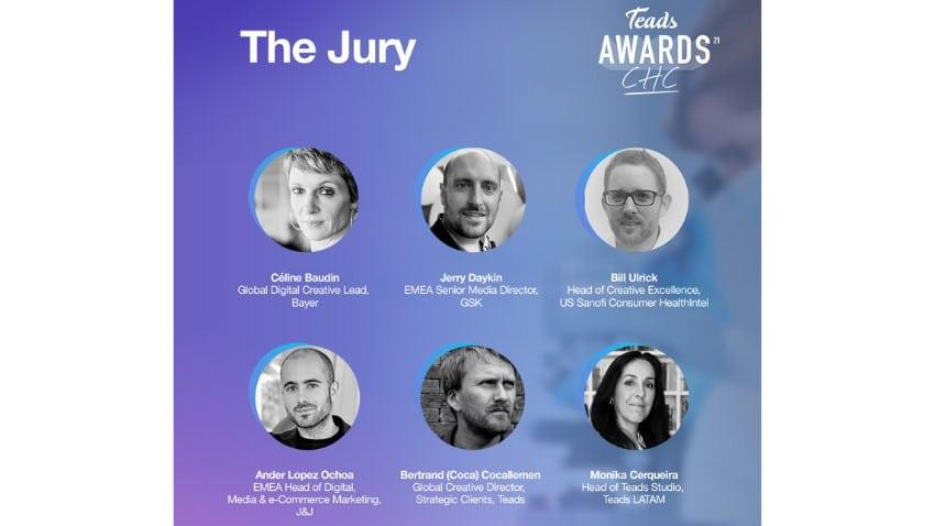 Jurado Teads Awards