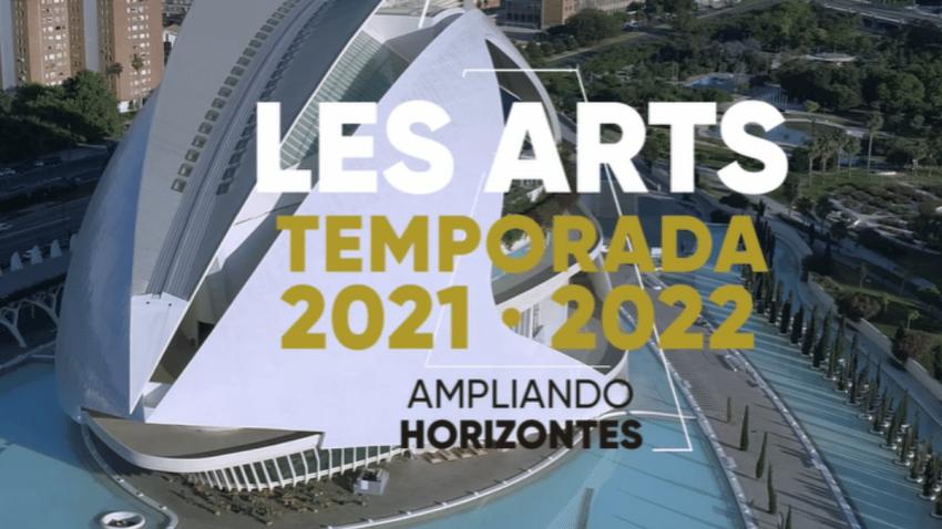 Les Arts, mucho más que un teatro de ópera, lanza