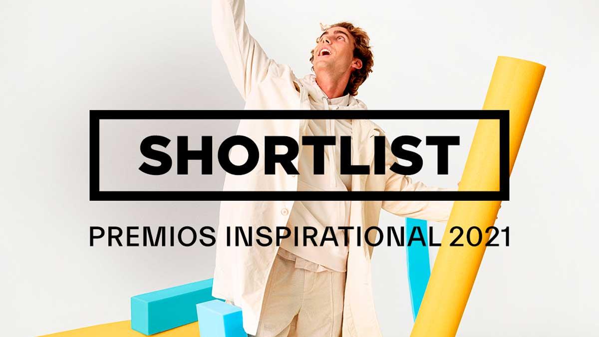 Shortlist Premios Inspirational 2021