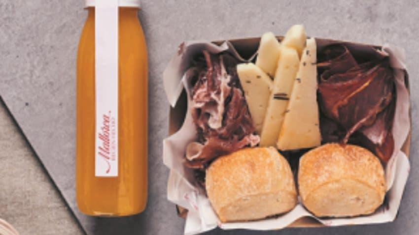 La pastelería madrileña, Mallorca, lleva a domicilio sus platos más populares con Glovo