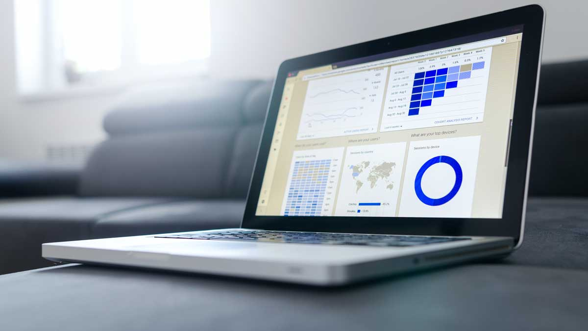 dashboard para medir resultados del plan de marketing digital