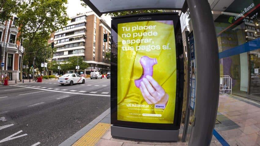 Esta atrevida campaña llena las calles de