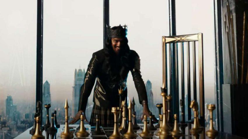 Una tensa partida de ajedrez humano da vida a este épico anuncio de PlayStation