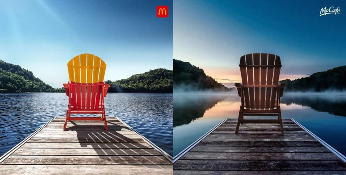 publicidad mcdonald's