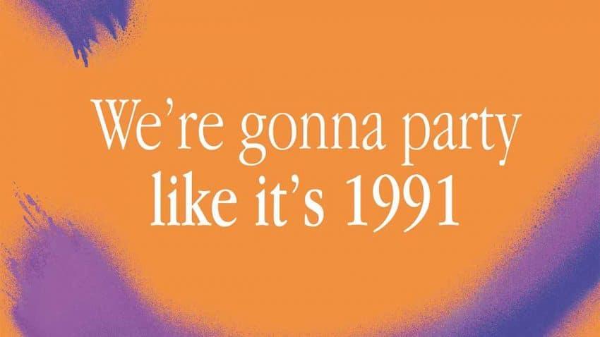 Pull&Bear regresa a 1991 para celebrar sus 30 años con una oda a la juventud