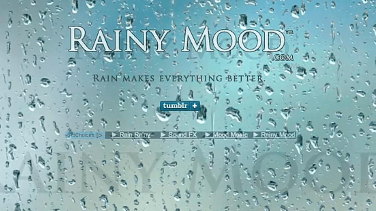 Escuchar la lluvia