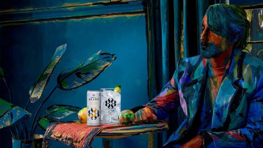 Esta pintoresca campaña insufla vida a un bodegón para llevarlo a la realidad