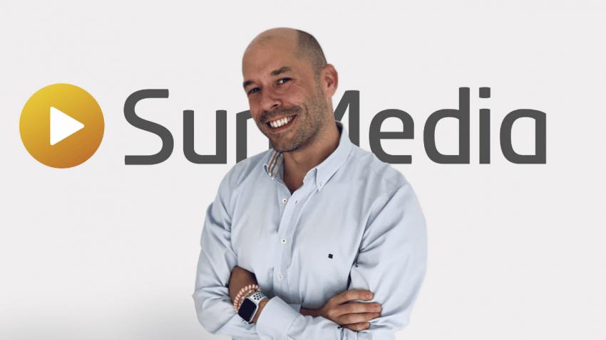 SunMedia incorpora a Guillermo Martín con el objetivo de afianzar su liderazgo