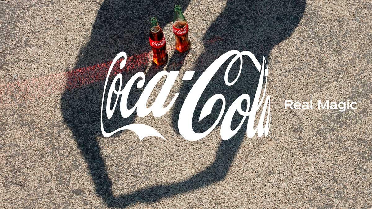 Coca-Cola presenta The Hug, una nueva visión de su logo