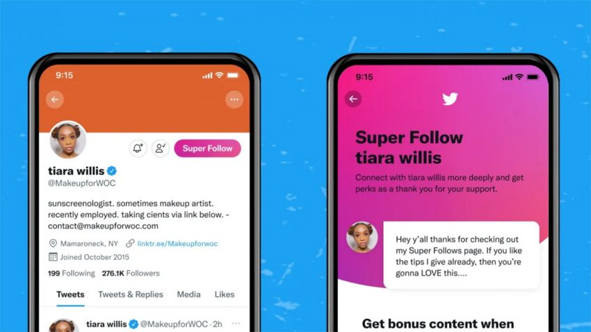 Twitter saca por fin del horno (aunque de manera limitadísima) el sistema de suscripción