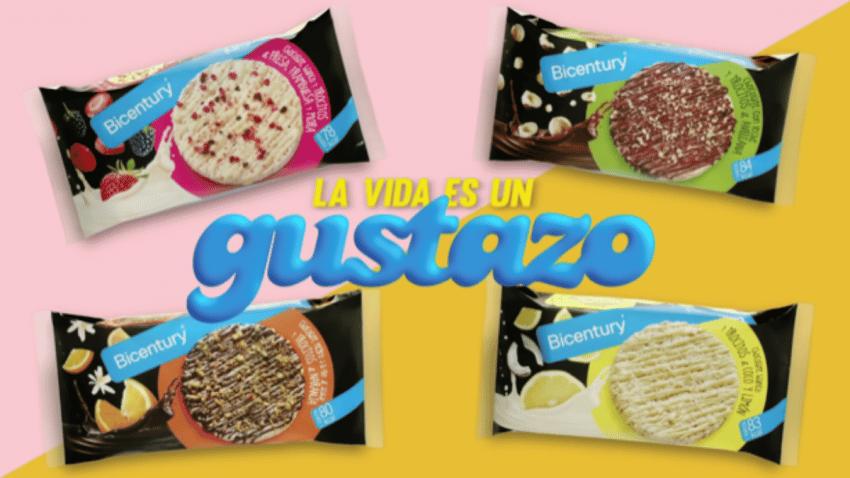 Bicentury se posiciona como un snack saludable con la campaña de VMLY&R Barcelona