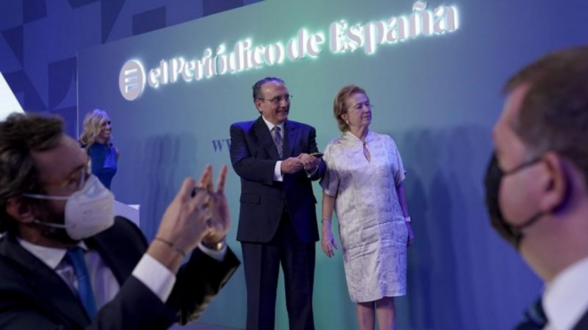 Prensa Ibérica presenta 'El Periódico de España' con un gran acto en Madrid