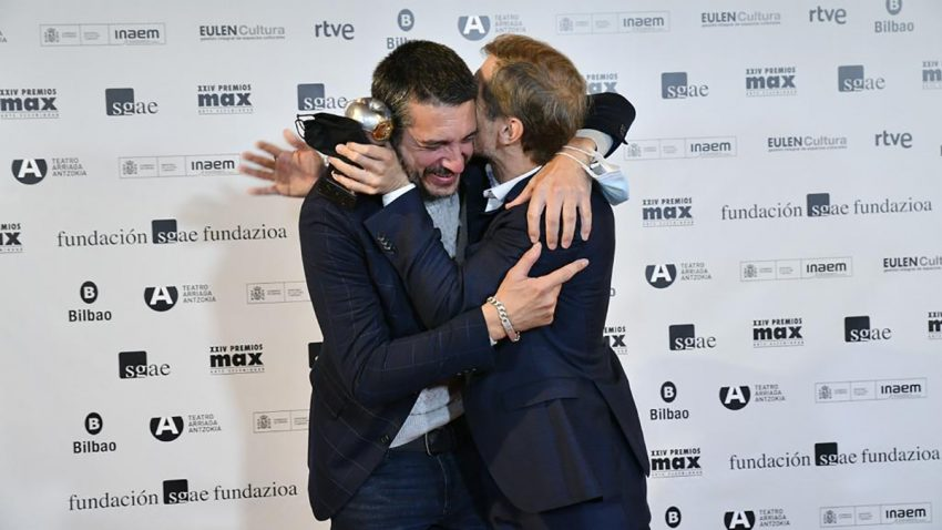 beon. Worldwide suma un Premio MAX a su trayectoria gracias al musical 'ANTOINE'